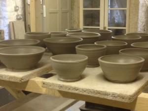 Students bowls